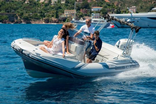 Rental yacht Mandelieu-la-Napoule - Zar Zar 53 on SamBoat