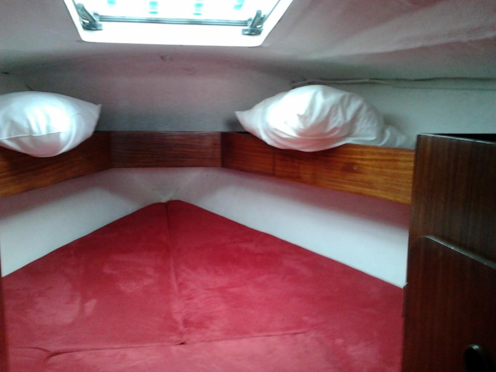 Boat rental La Rochelle cheap Gib Sea 84