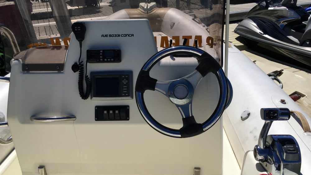 Hire RIB with or without skipper Zodiac La Baule-Escoublac