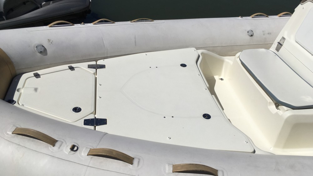 RIB for rent La Baule-Escoublac at the best price