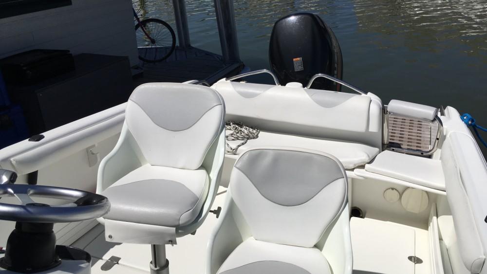 Rental Motor boat in La Baule-Escoublac - Bénéteau Flyer 750 Open