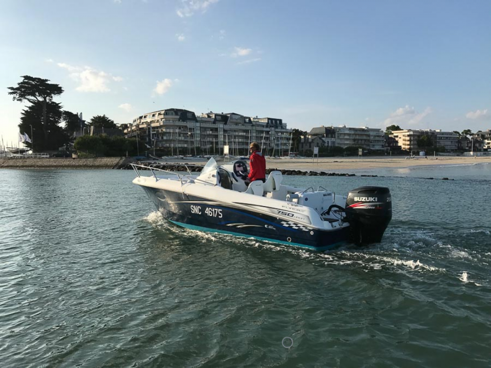 Rental yacht La Baule-Escoublac - Bénéteau Flyer 750 Open on SamBoat