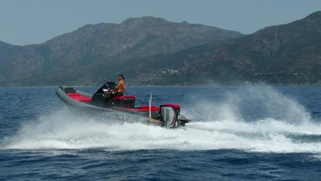Boat rental Saint-Florent cheap Adrenalina 7.0