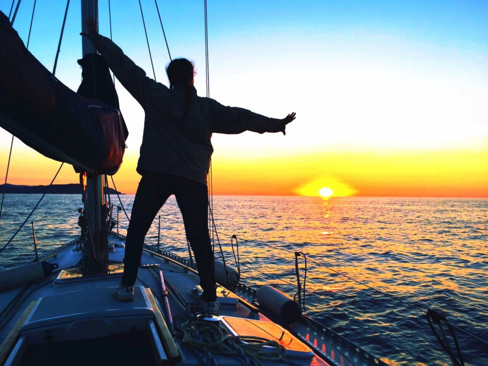 Hire Sailboat with or without skipper North Wind Palamós