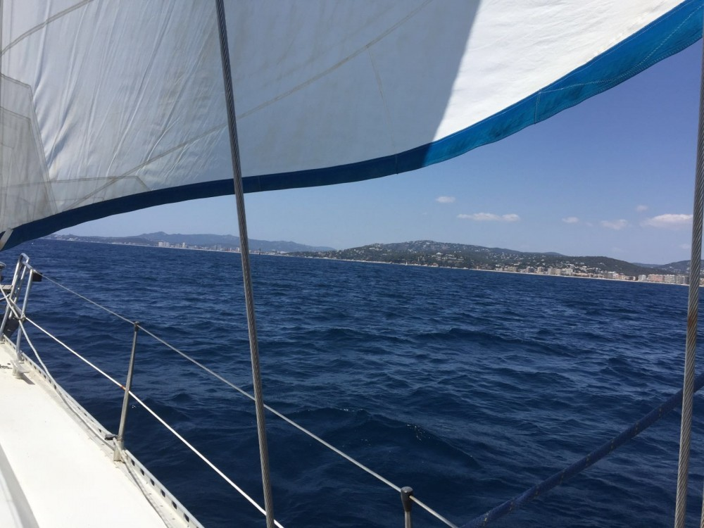 North Wind North Wind 38 between personal and professional Palamós