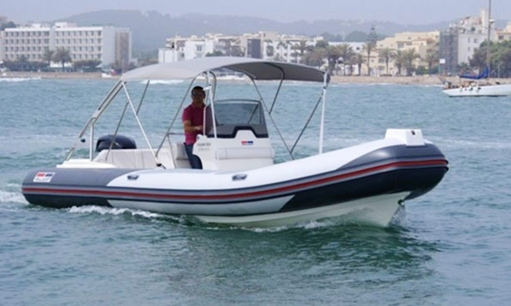 Rental RIB in Marseille - Valiant Valiant 750 Cruiser