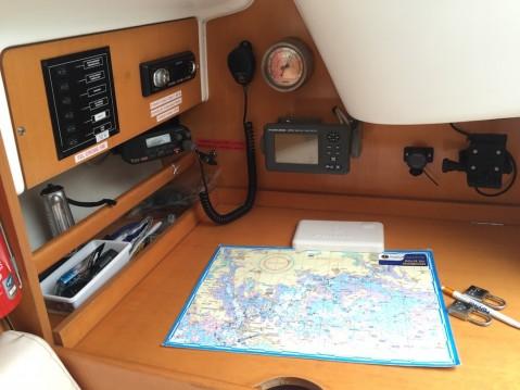 Rental yacht Quiberon - Bénéteau First 25.7 S on SamBoat