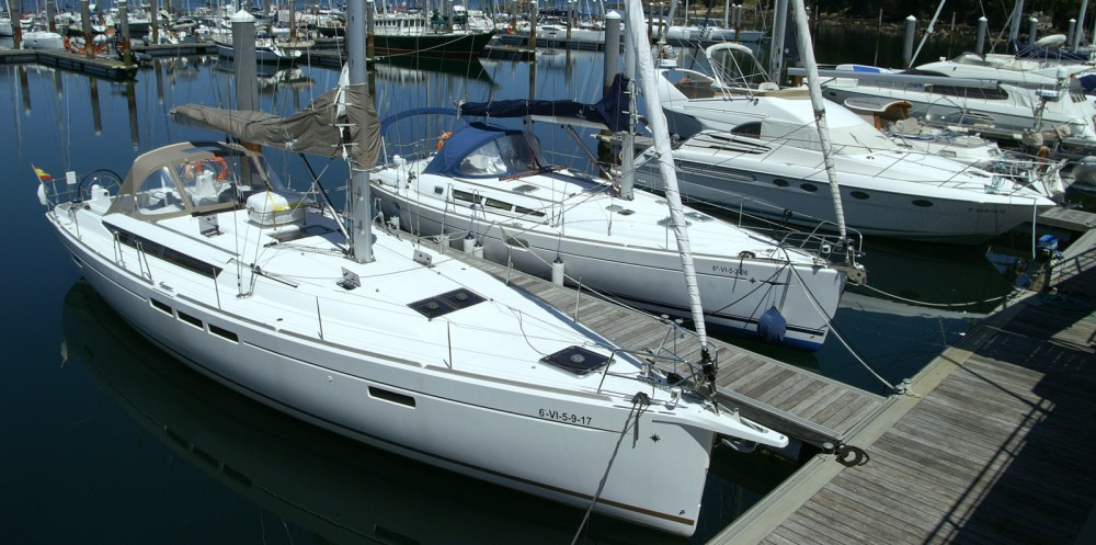 Rent a Jeanneau Sun Odyssey 519 Vigo