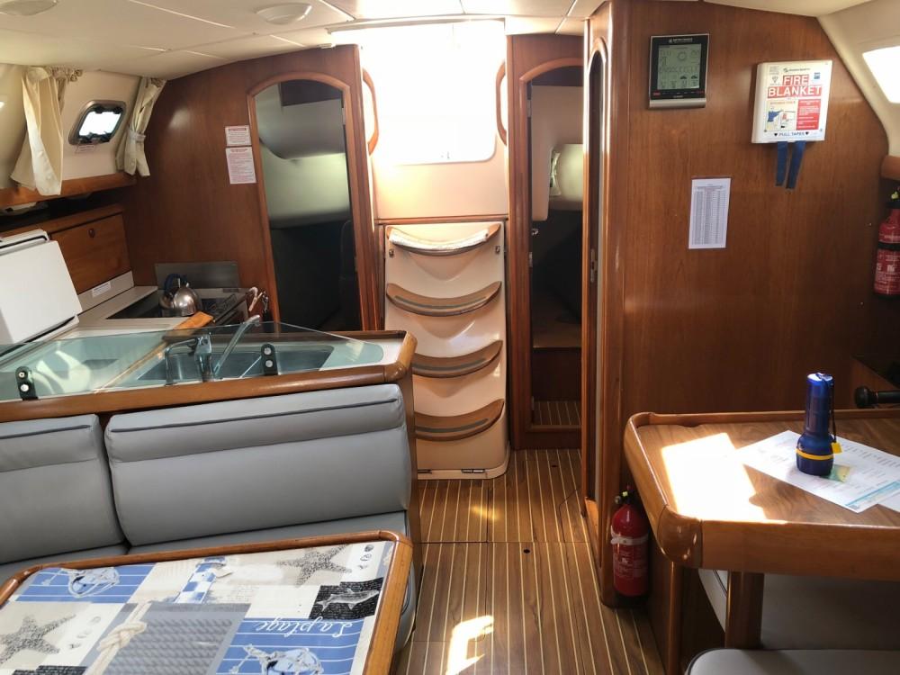 Rental Sailboat in Quiberon - Jeanneau Sun Fast 37