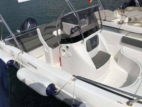 Hire Motorboat with or without skipper Allegra Boats Collioure