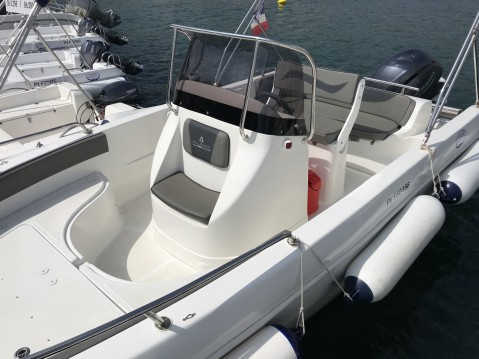 Motorboat for rent Collioure at the best price