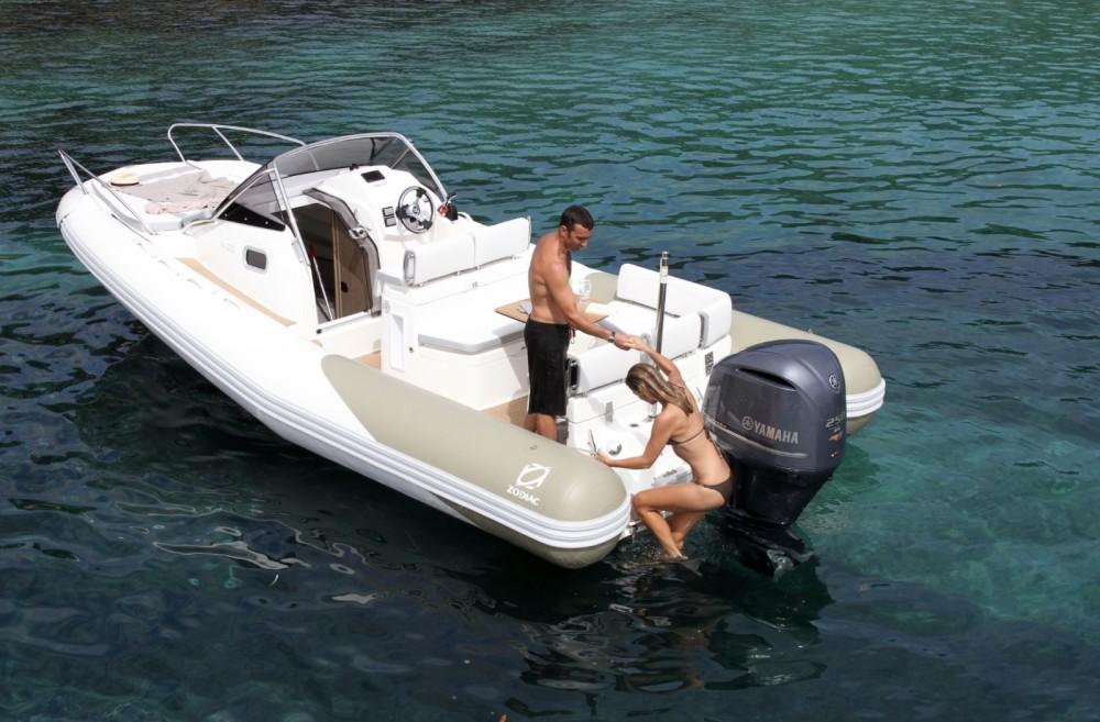 Boat rental Collioure cheap N-ZO 700 Cabin