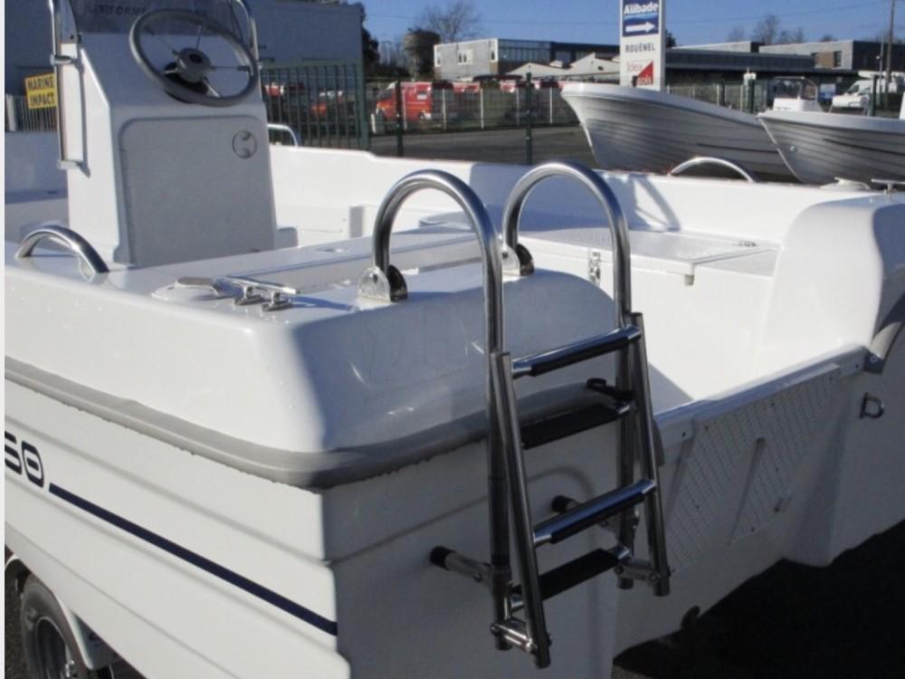 Boat rental Dipol Class Cala 450 in Collioure on Samboat