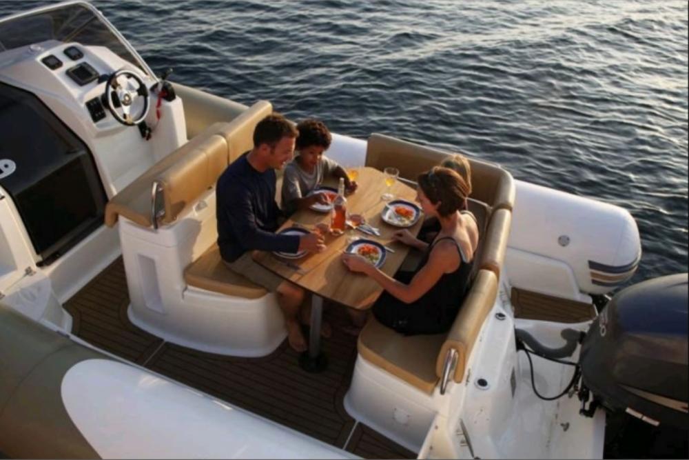 Rental yacht Collioure - Zodiac N-ZO 700 Cabin on SamBoat