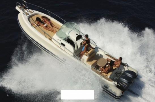 Boat rental Capelli Tempest 900 WA in Sainte-Maxime on Samboat