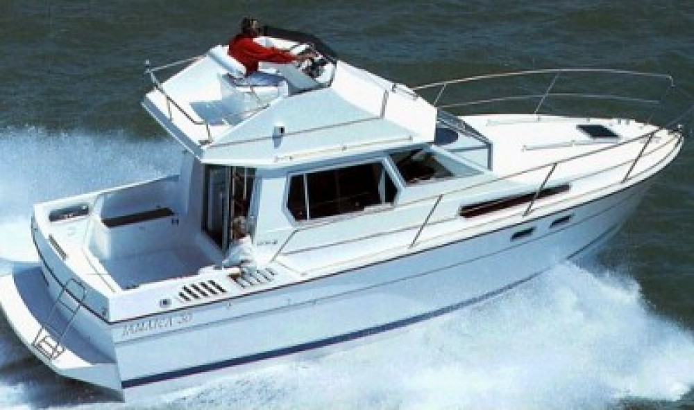 Hire Yacht with or without skipper Gibert Marine Region of Murcia