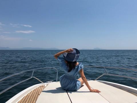 Boat rental Lilan Flyer Sundeck 8,8 Benetau in Amalfi on Samboat