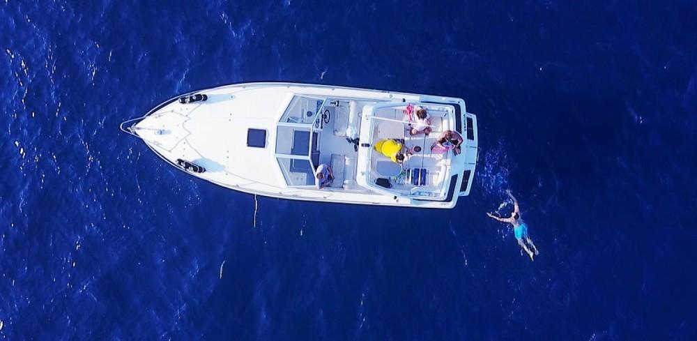 Rent a Sunseeker Portofino 31 Mandelieu-la-Napoule