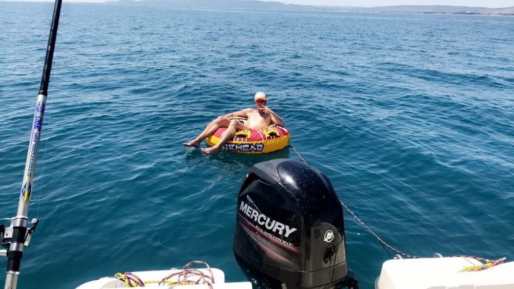 Boat rental Quicksilver Activ 555 Open in Mauguio on Samboat