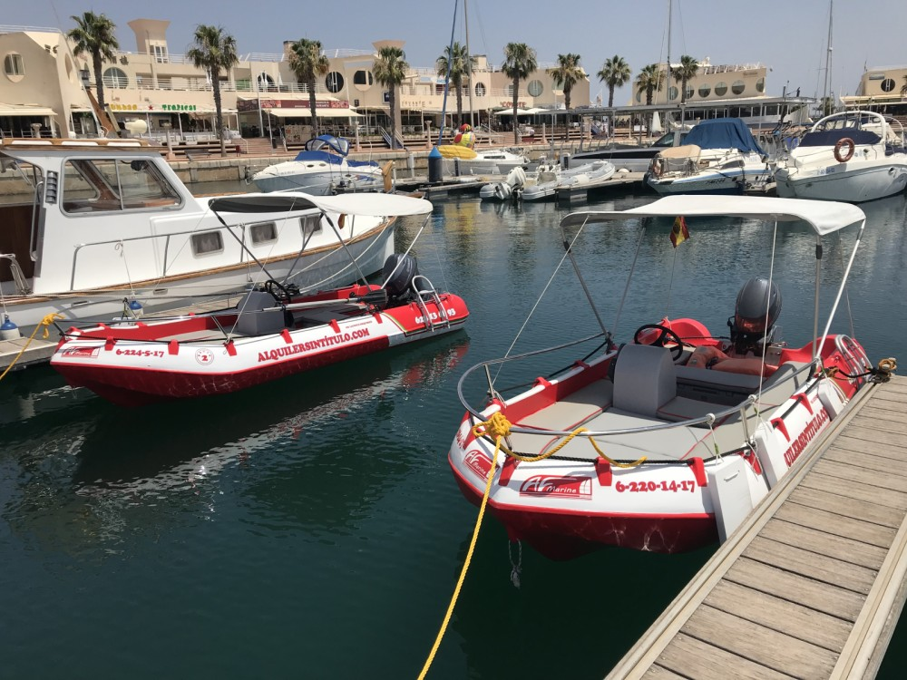 Rental yacht Alicante - Whaly 435 on SamBoat
