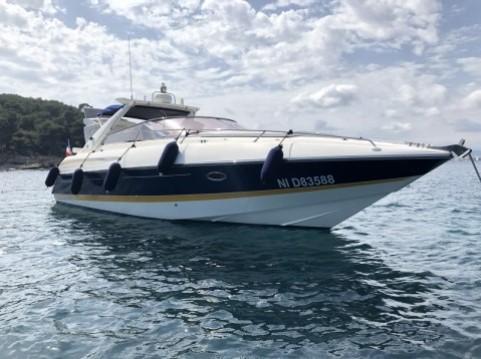 Boat rental Sunseeker Comanche 40 in Cannes on Samboat