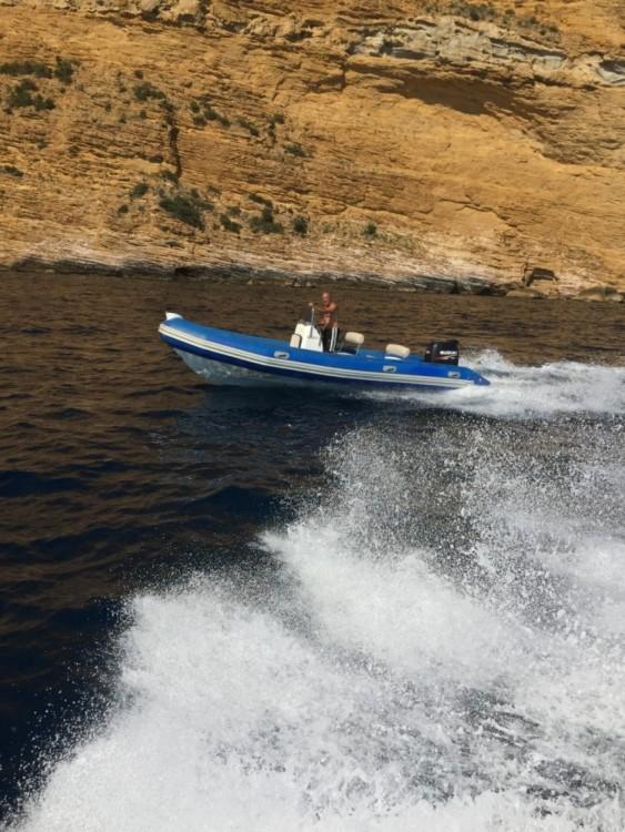 Boat rental La Ciotat cheap Sunrider