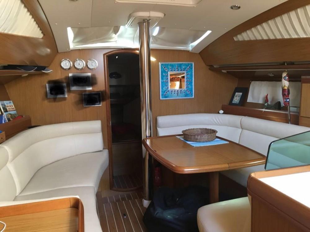 Boat rental Alicante cheap Sun Odyssey 39 DS