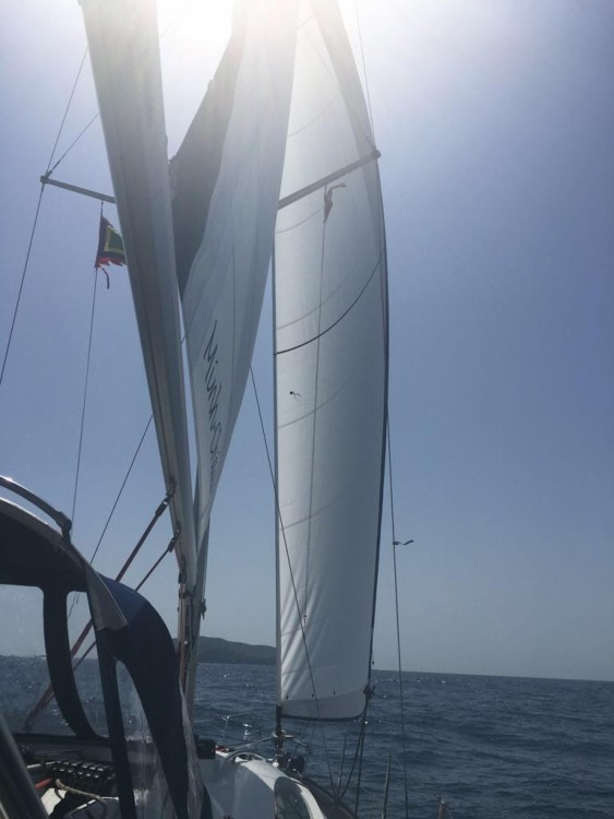 Jeanneau Sun Odyssey 39 DS between personal and professional Alicante