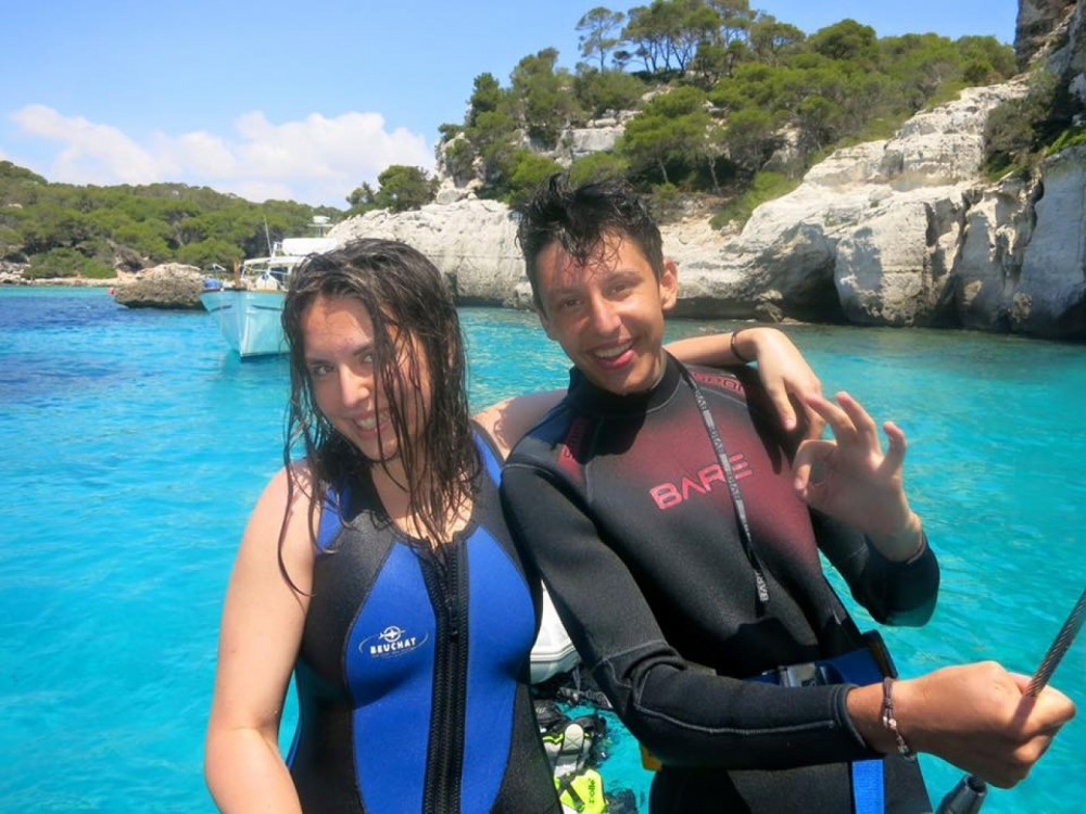 Hire Sailboat with or without skipper Velero&Buceo&Fun Islas Baleares Furia Palma