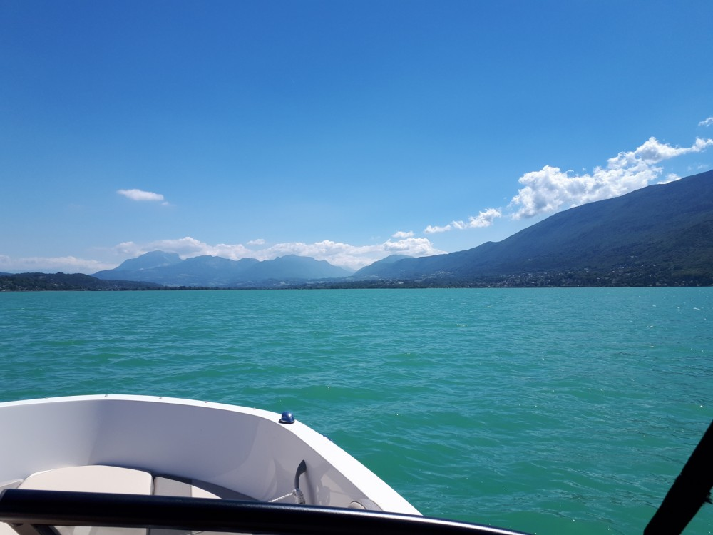 Hire Motor boat with or without skipper Bayliner Le Bourget-du-Lac
