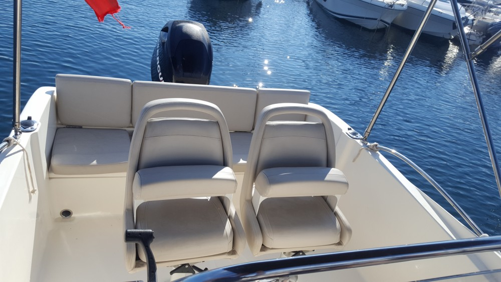 Rental yacht Sainte-Maxime - Quicksilver Activ 535 Open on SamBoat