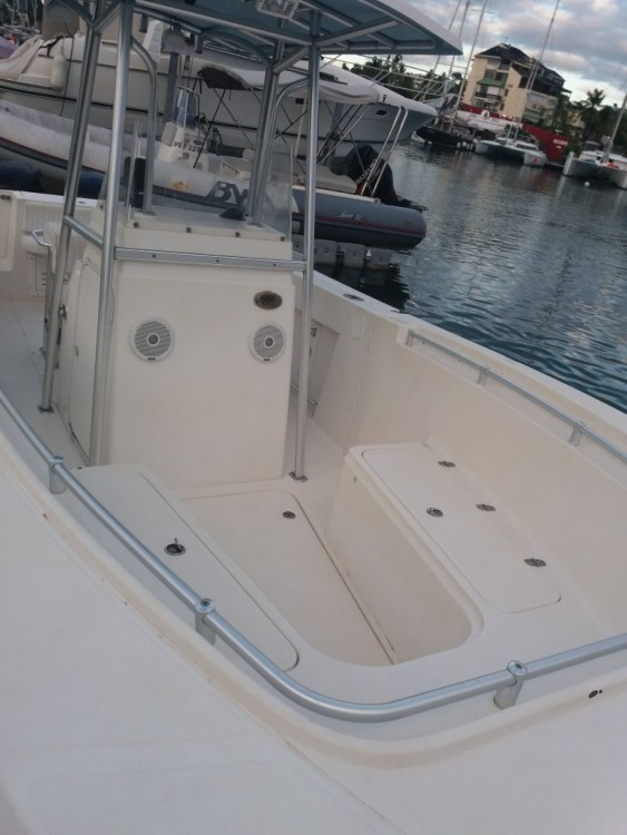 Rental yacht Pointe-à-Pitre - Angler 26p on SamBoat