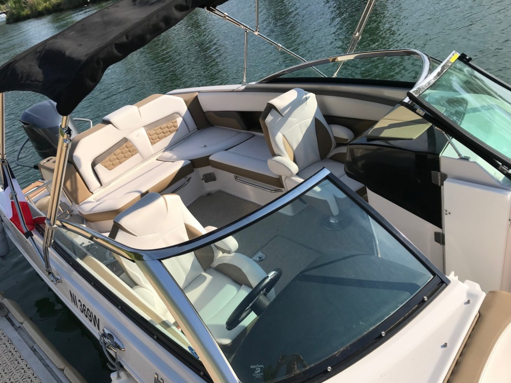 Boat rental Cannes cheap Horizon