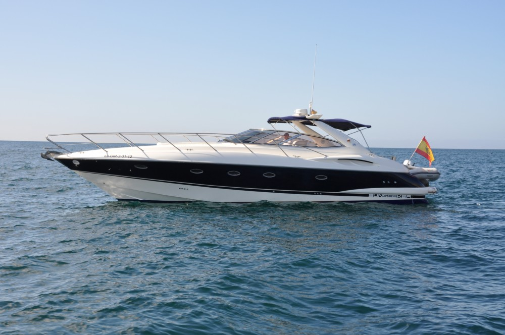 Rental yacht Balearic Islands - Sunseeker Camargue 44 on SamBoat