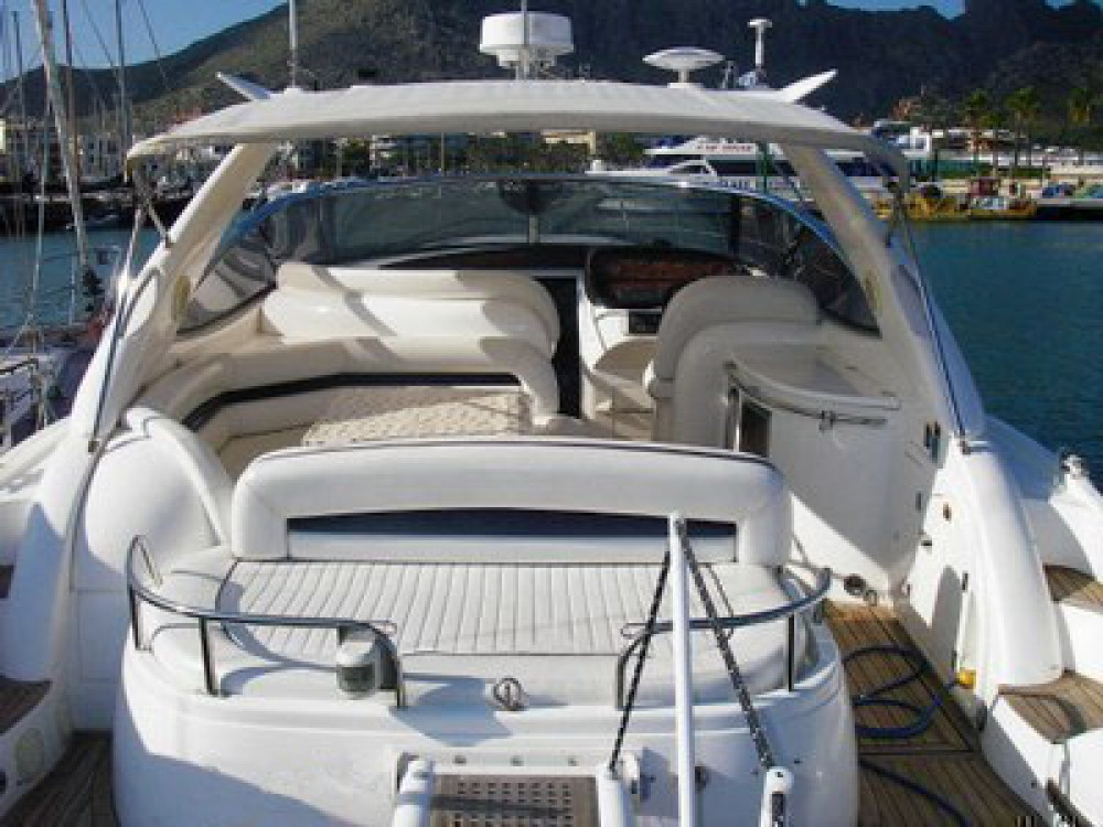 Boat rental Sunseeker Camargue 44 in Balearic Islands on Samboat