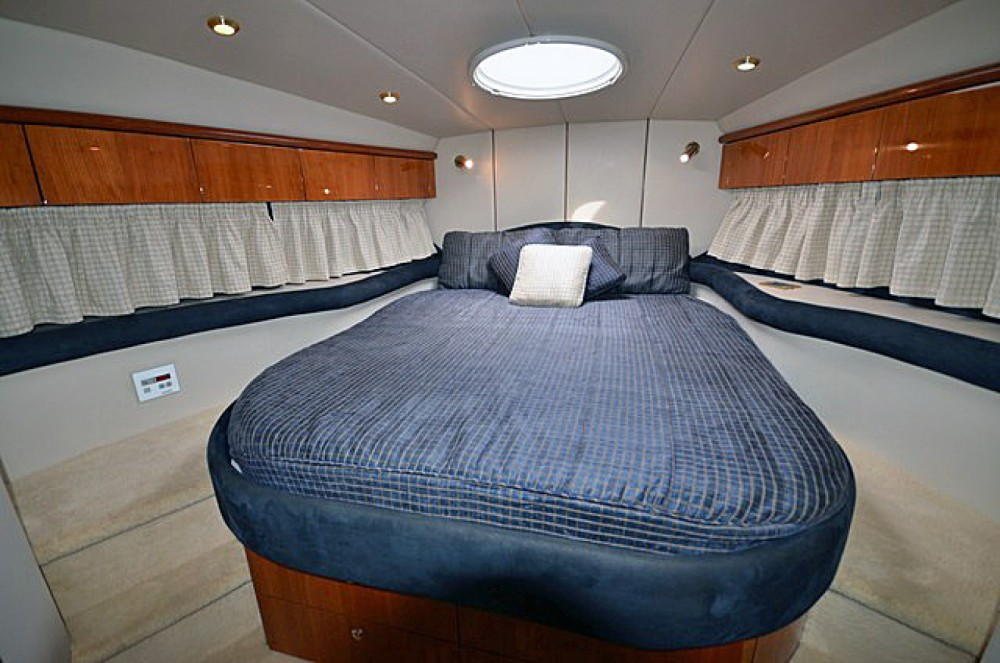 Rent a Sunseeker Camargue 44 Balearic Islands