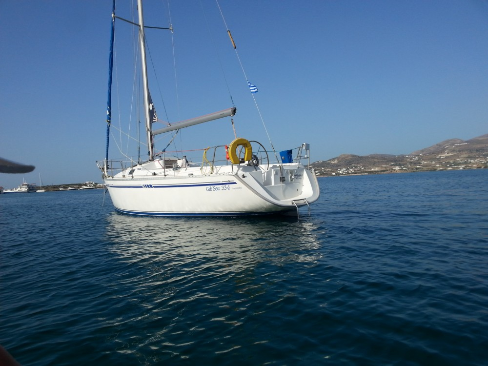 Boat rental Gibert Marine Gib Sea 334 in Heraklion on Samboat