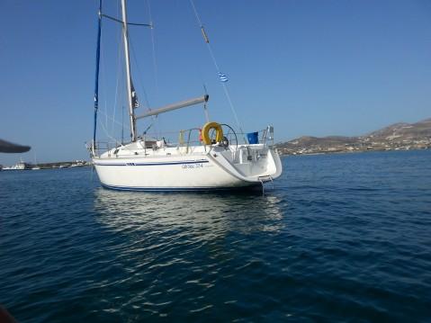 Rental Sailboat in Heraklion - Gibert Marine Gib Sea 334