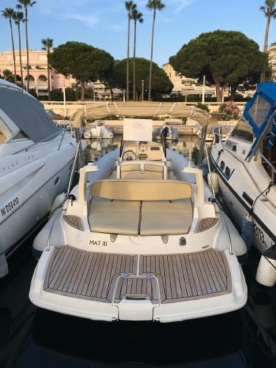 Boat rental Cannes cheap Marlin Boat 26 Efb