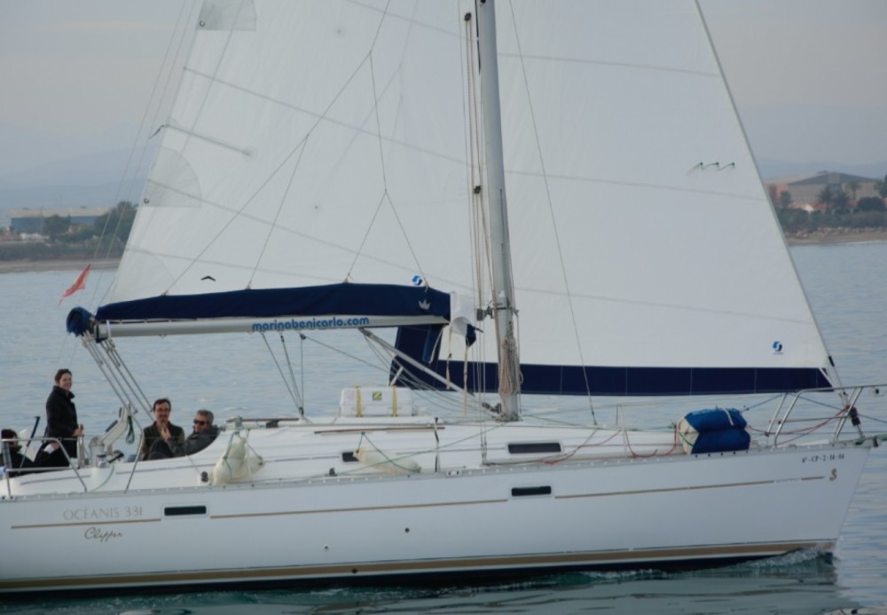 Hire Sailboat with or without skipper Bénéteau Benicarló