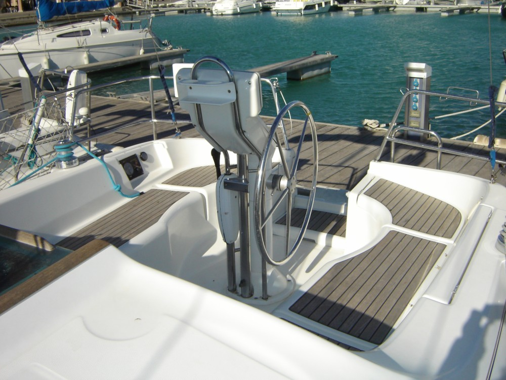 Sailboat for rent Benicarló at the best price