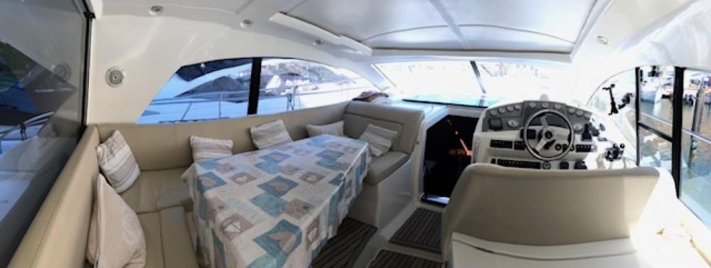 Rent a Jeanneau Prestige 42 S Puerto Sotogrande