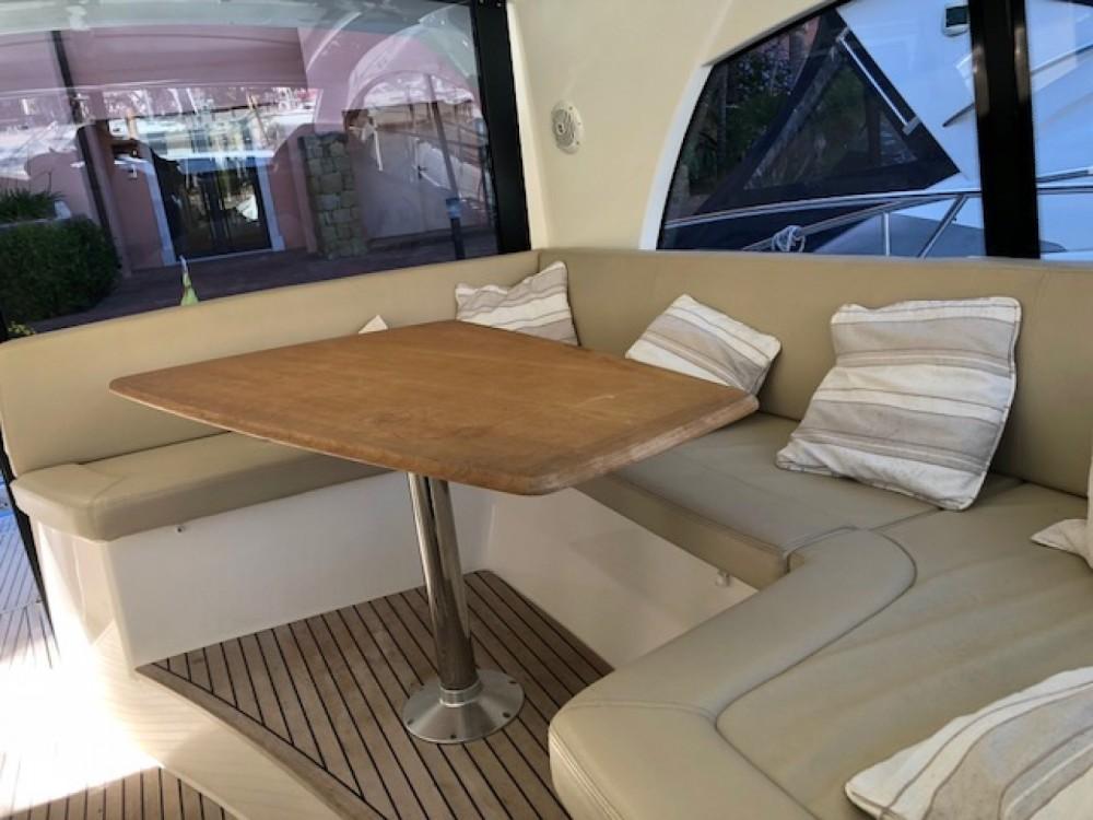 Boat rental Puerto Sotogrande cheap Prestige 42 S