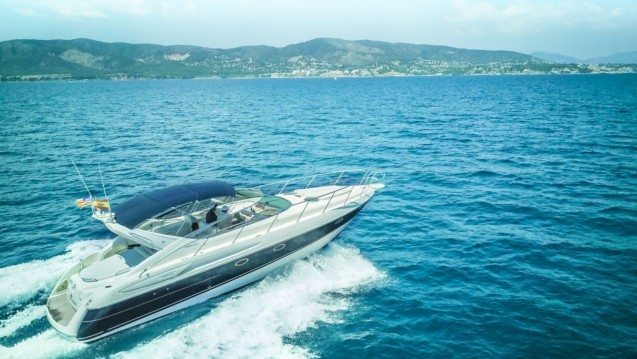 Hire Motorboat with or without skipper Cranchi Palma de Mallorca