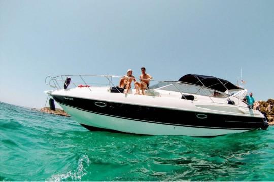 Boat rental Palma cheap Endurance 39