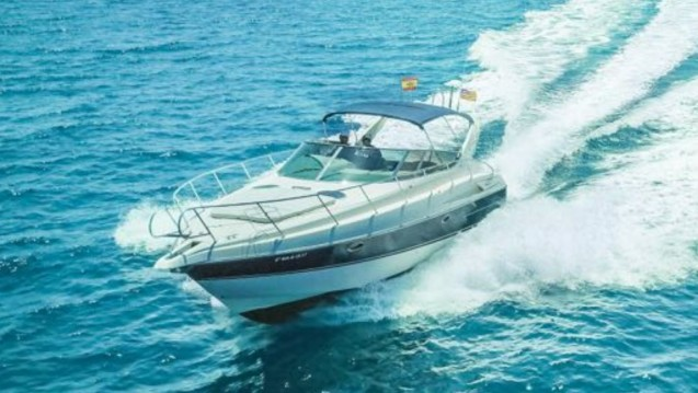 Hire Motorboat with or without skipper Cranchi Palma