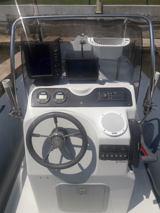 Boat rental Mandelieu-la-Napoule cheap Tempest 560 Easy