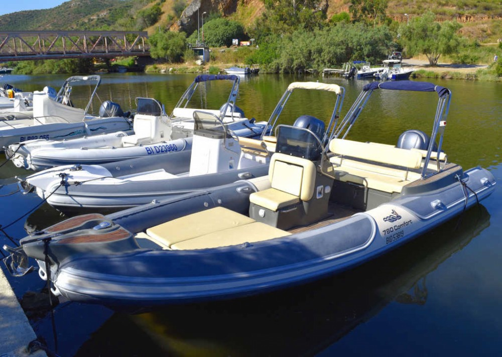 Boat rental Saint-Florent cheap MV 780 Comfort