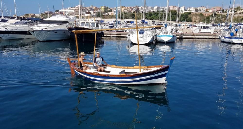 Rental Motor boat in Palamós - Polimat Atlantis
