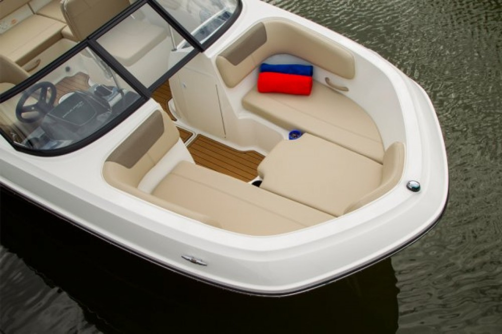 Bayliner VR6 between personal and professional Palma